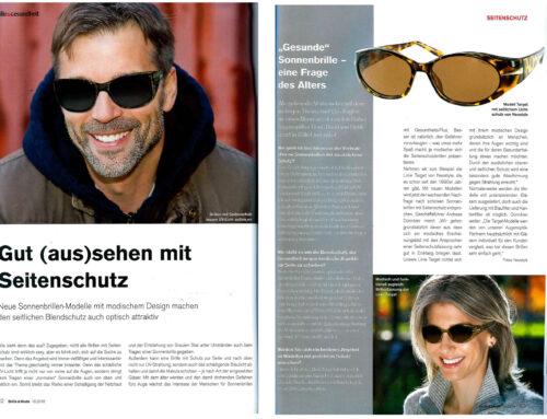 TARGET-Sonnenbrillen in Brille & Mode Heft 81 2018