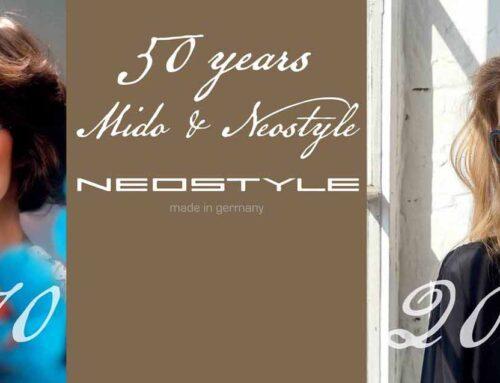 NEOSTYLE und MIDO 50 Jahre Jubiläum